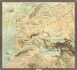 Europe in 1500 B.C.