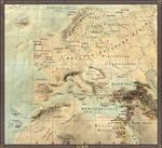 Europe in 1000 B.C.