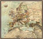 Europe in 1300