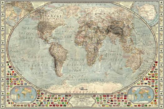 The World - Ice Age