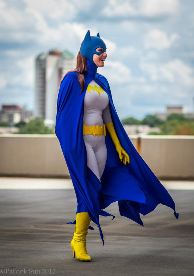 Classic Batgirl by ComicChic19