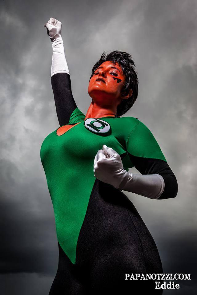 Green Lantern Soranik Natu 2 by ComicChic19