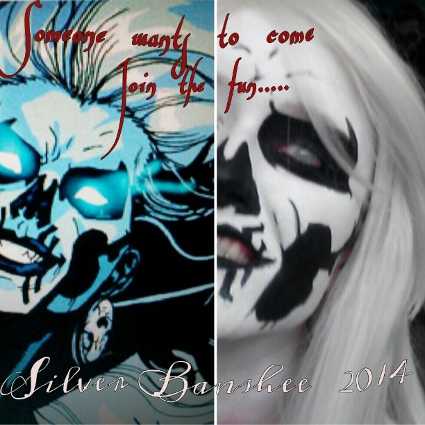 Silver Banshee by ComicChic19