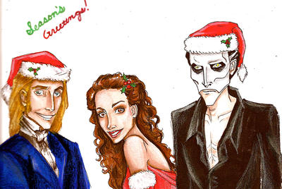 Season's Greetings by Muirin007