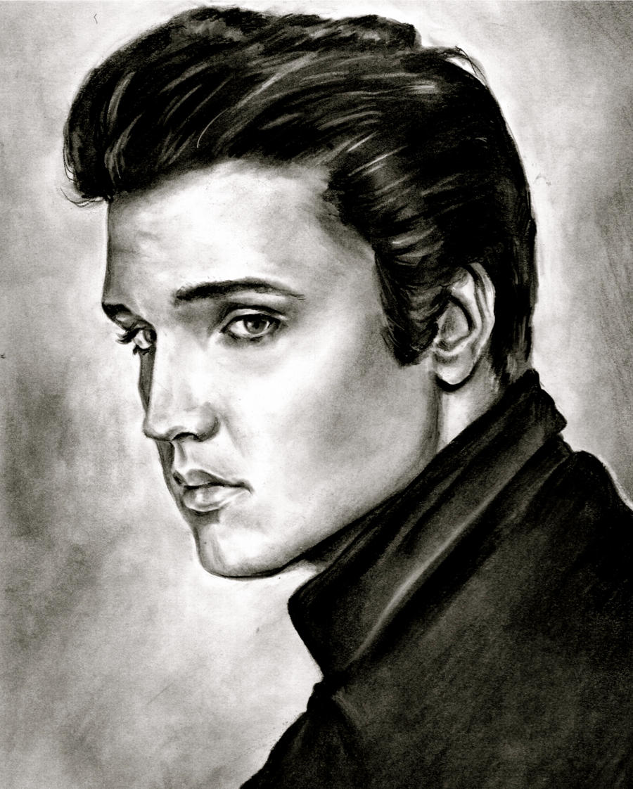 elvis by muirin007 elvis by muirin007