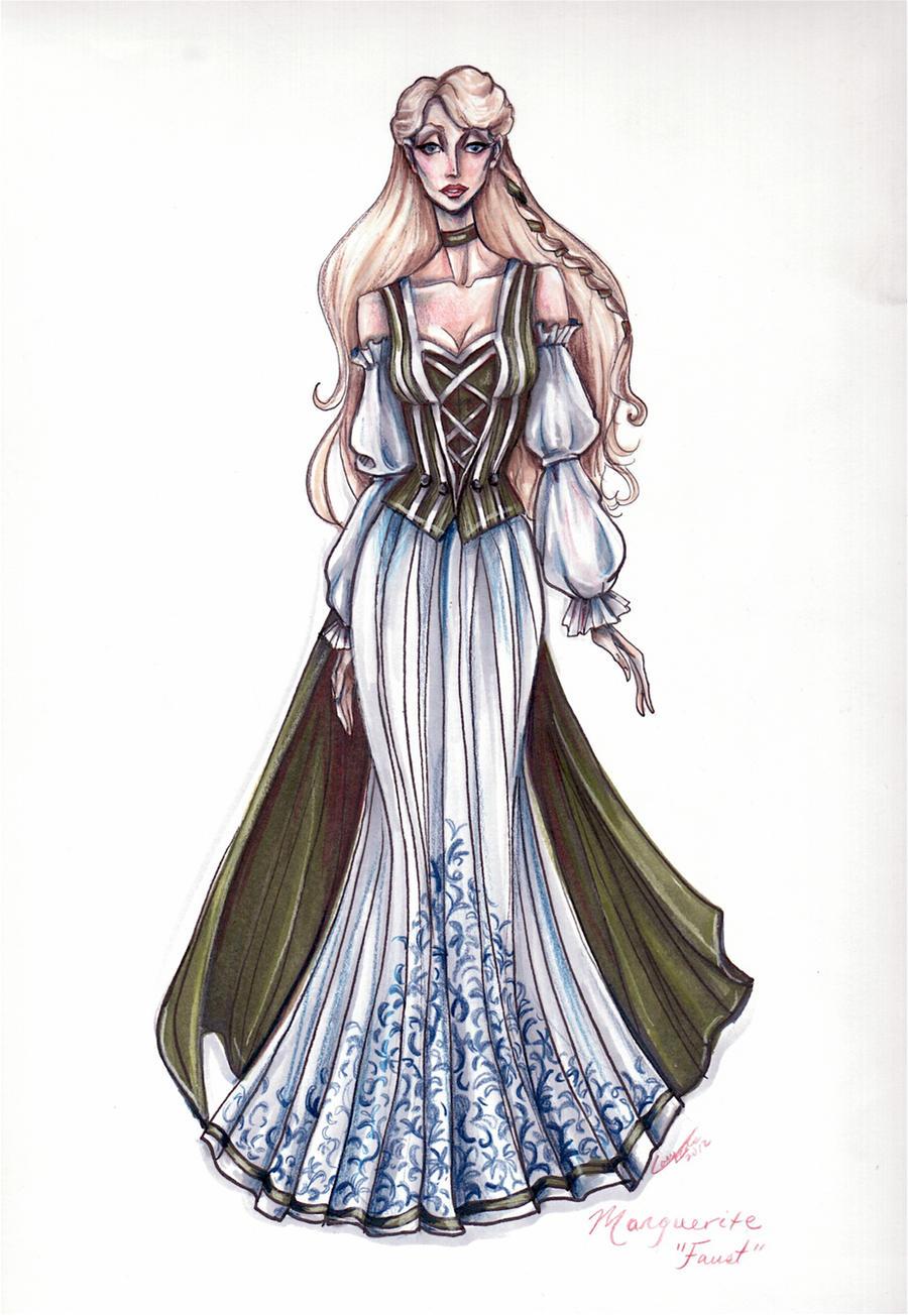 Leroux Christine Marguerite Design by Muirin007