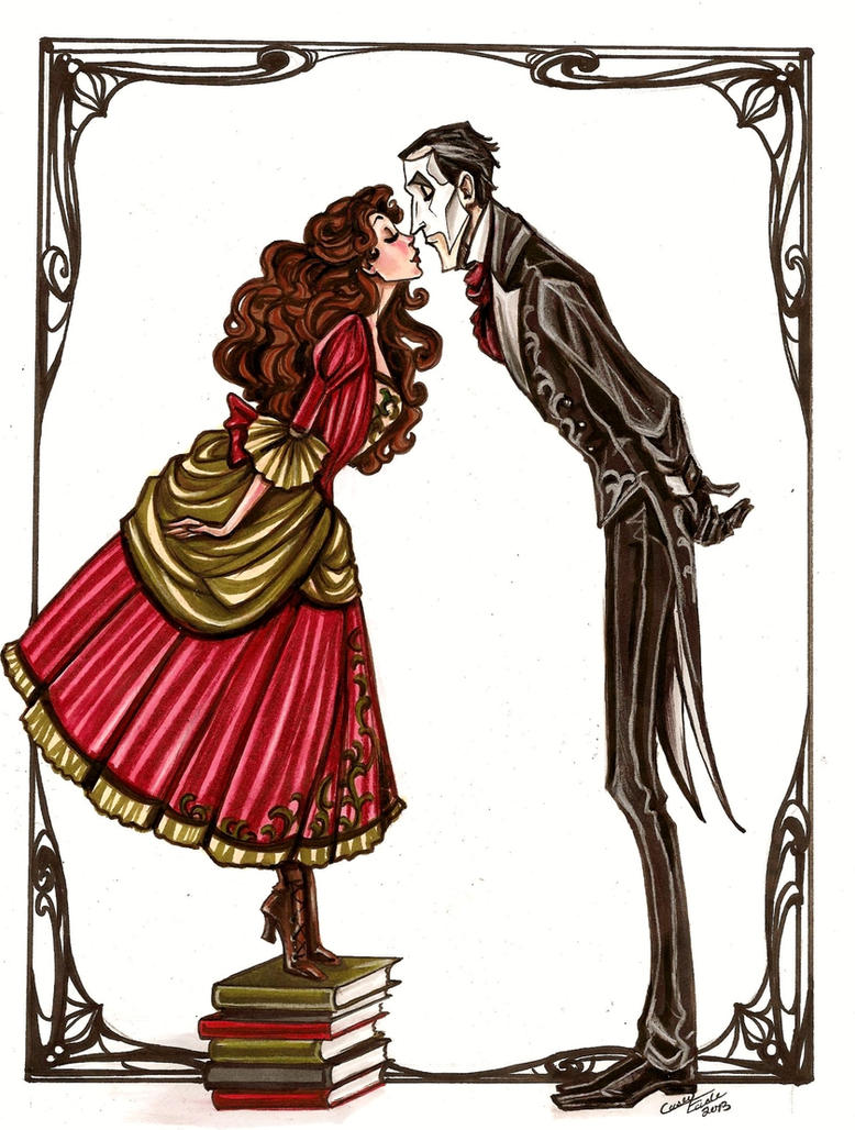 Kiss by Muirin007