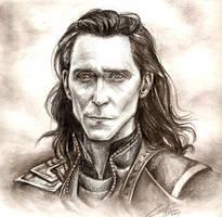 Loki by Muirin007