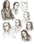 Loki Sketches