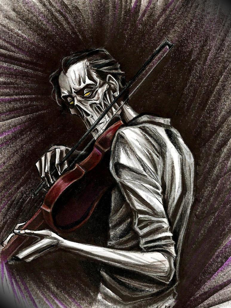The Devil's Sonata by Muirin007
