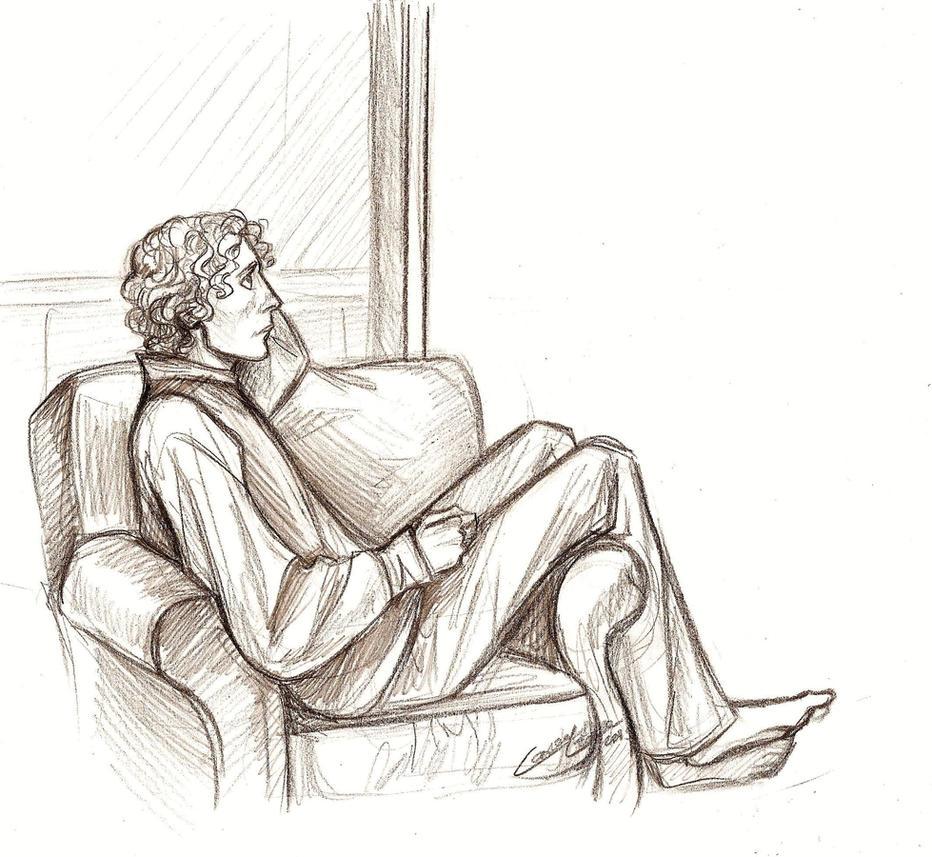 Keats doodle by Muirin007