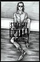 Straight Outta Asgard by Muirin007
