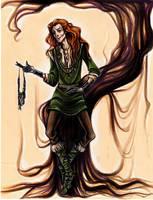 God of Mischief by Muirin007