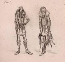Myth Loki Design