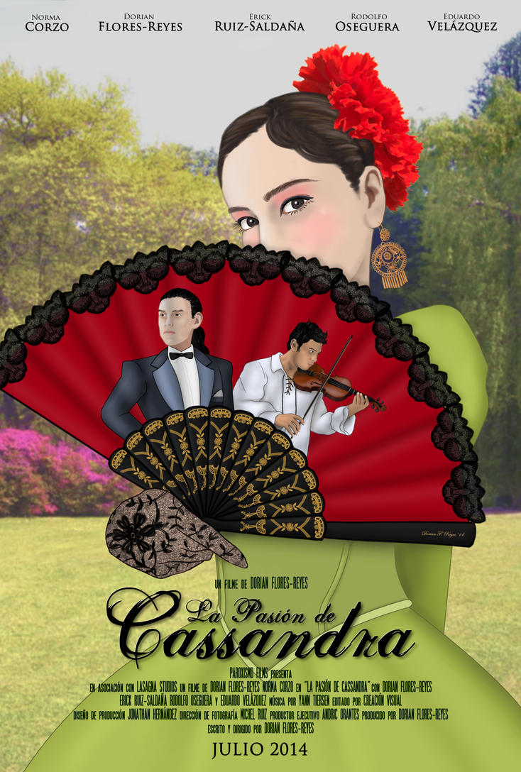 La Pasion de Cassandra by DFReyes