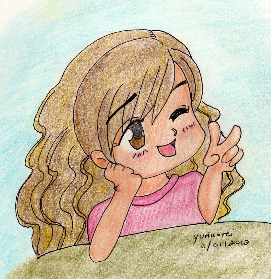Saludos! by yurikorei2