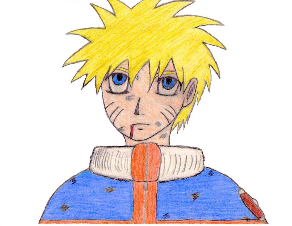 Naruto-kun by Negi--kun