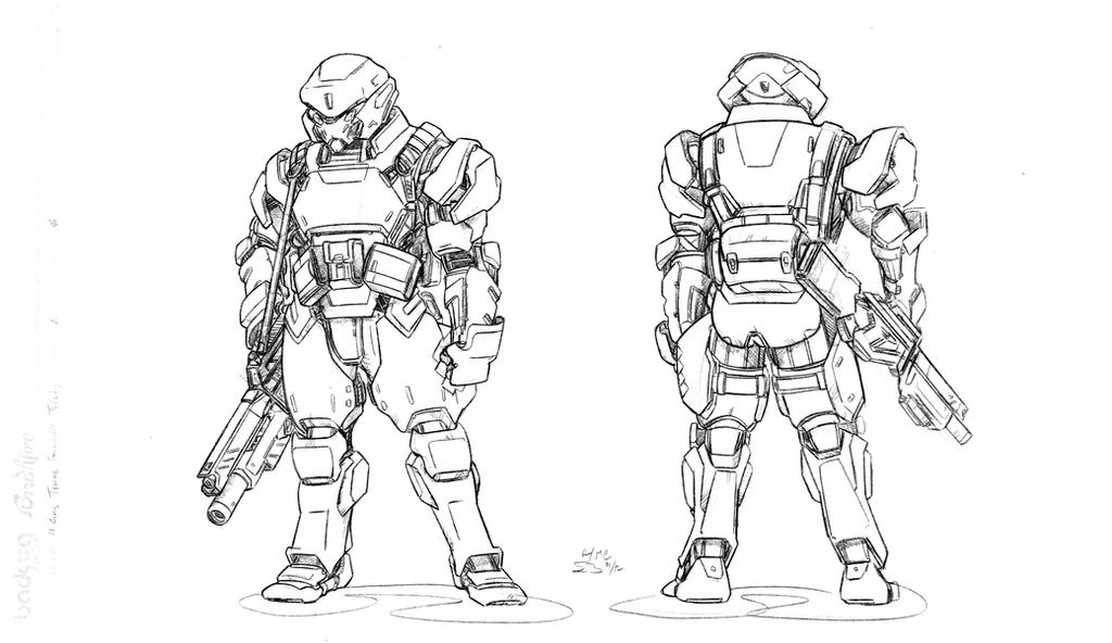 Terran Commonwealth TIC by mikecharles