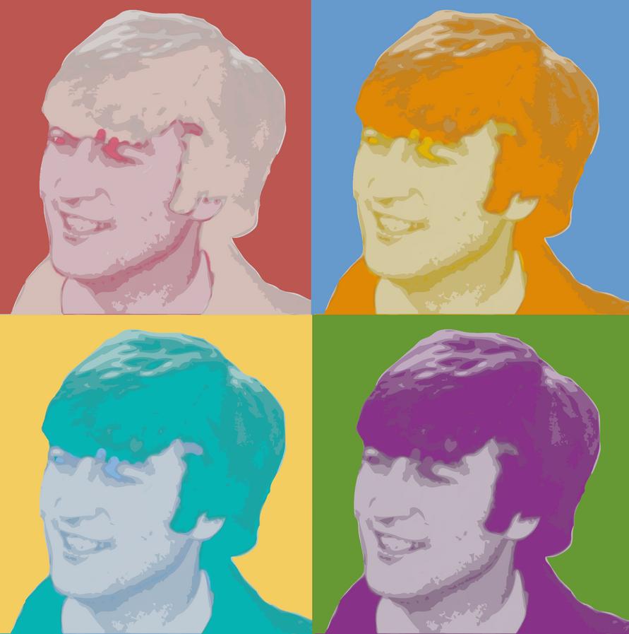 Lennon in America by lichtstadt