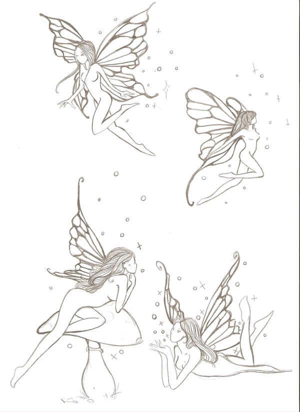fairies e. by ellys-vr