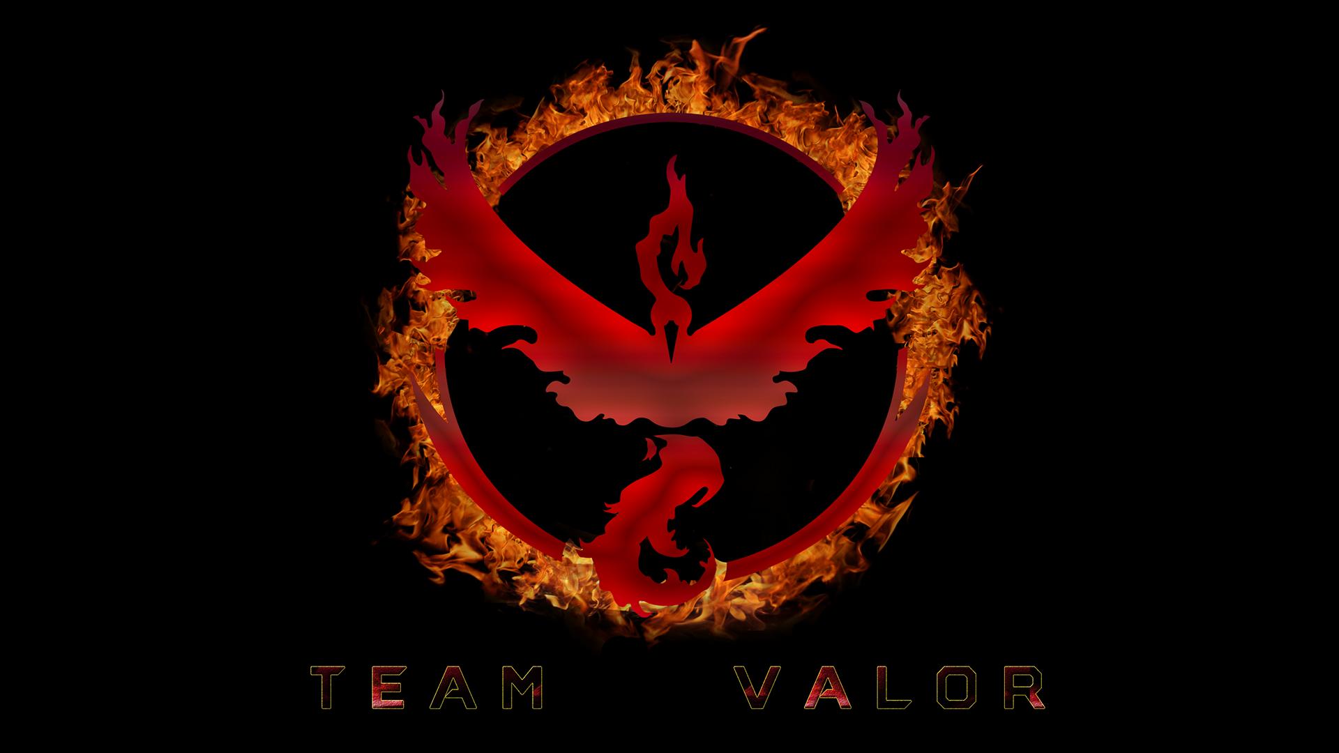 Team Valor Wallpaper by TranceBab3 on DeviantArt