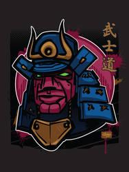 Bushido: The Way of the Samurai by shintani