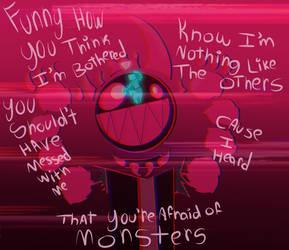Monster by nightwisper40