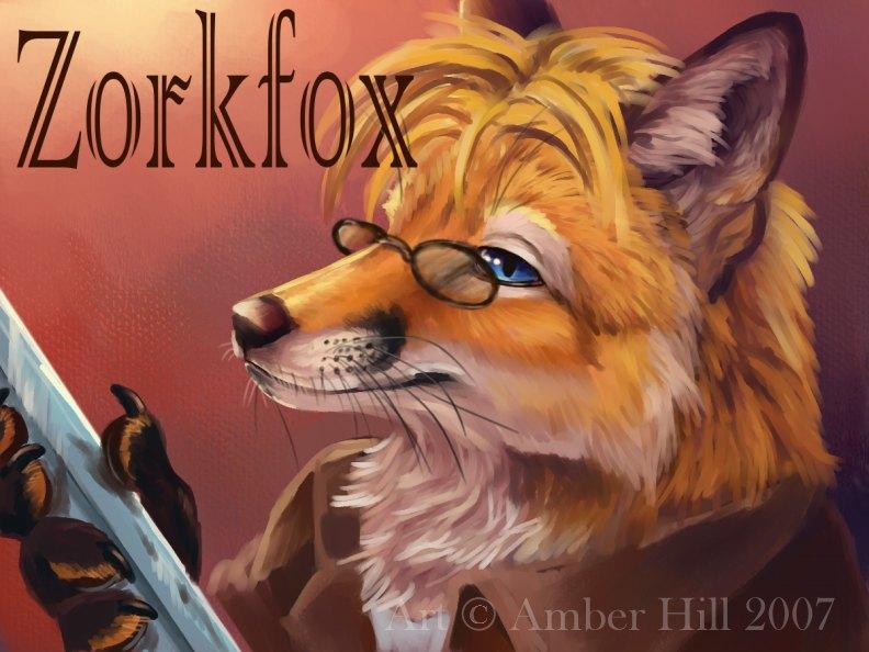 Ассоциации на персонажей - Страница 6 Zorkfox_by_vantid