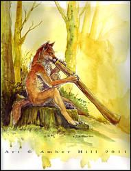 Dingo Mike by vantid