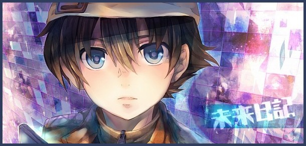 Yukiteru Amano Is The Main Male Protagonist Of Future Diary Series He First Holder And In Possession
