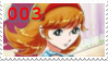 .::003 stamp by Changeling007