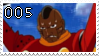 .::005 stamp by Changeling007