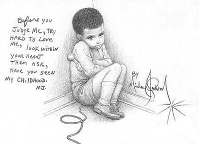 Michael's Own Sketch 1 by VeinalAnovyn
