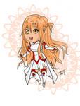 Chibi Asuna by TanoshiiGirl