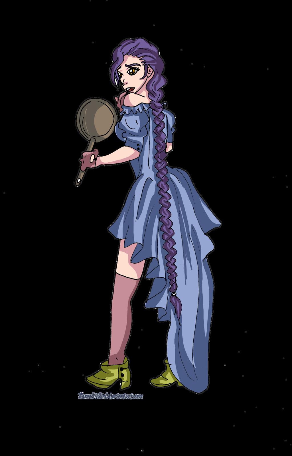 Berenika (Birthday Gift for Razuri-chan) by TanoshiiGirl