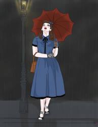Rhythm of the Falling Rain by TanoshiiGirl