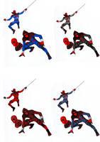Spider man 2.0.3 by Chezpizza