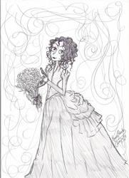 Irene Adler by queenfire