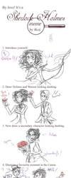 Sherlock Watson Meme by queenfire