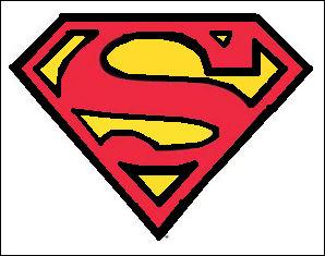 Superman Logo Pixel Art By Vectrologist On Deviantart