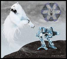 Clan Ghost Bear by atethirteen