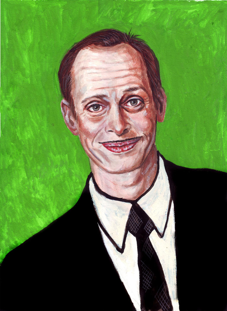 John Waters by amybalot