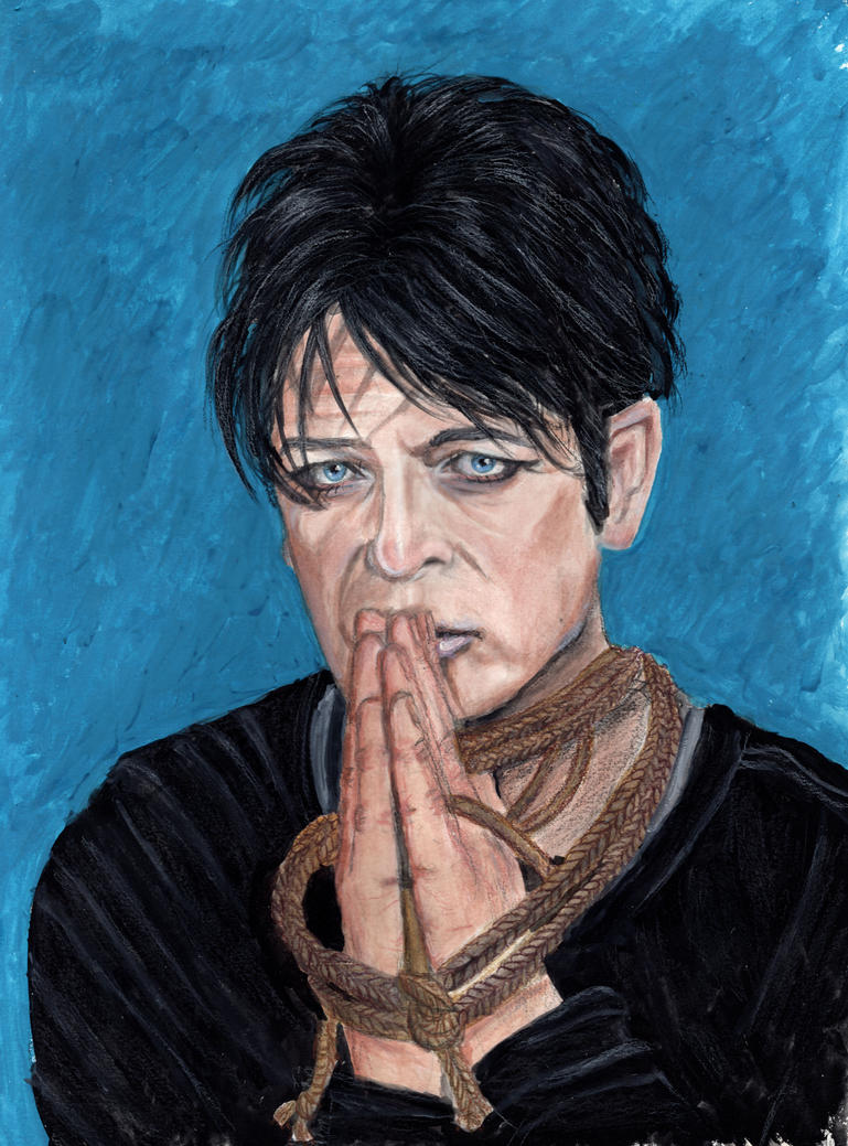Gary Numan by amybalot