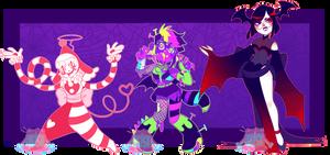 Halloween bonanza (CLOSED)