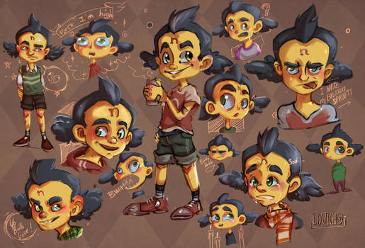 Sketch : Young Neo Cortex