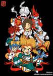 Fantasy Quest IX