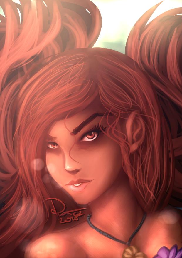 Ariel by Pinteezy