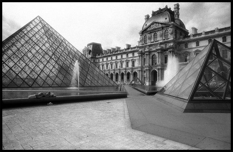 Louvre 1 by AlainZ