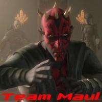 Team Maul Stamp by JessicaBane501