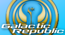 Galactic Republic Stamp by JessicaBane501